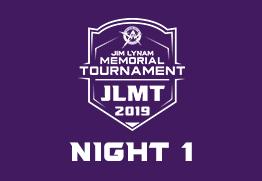 Jim Lynam Memorial Tournament 2019 Night 1