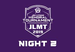 Jim Lynam Memorial Tournament 2019 Night 2