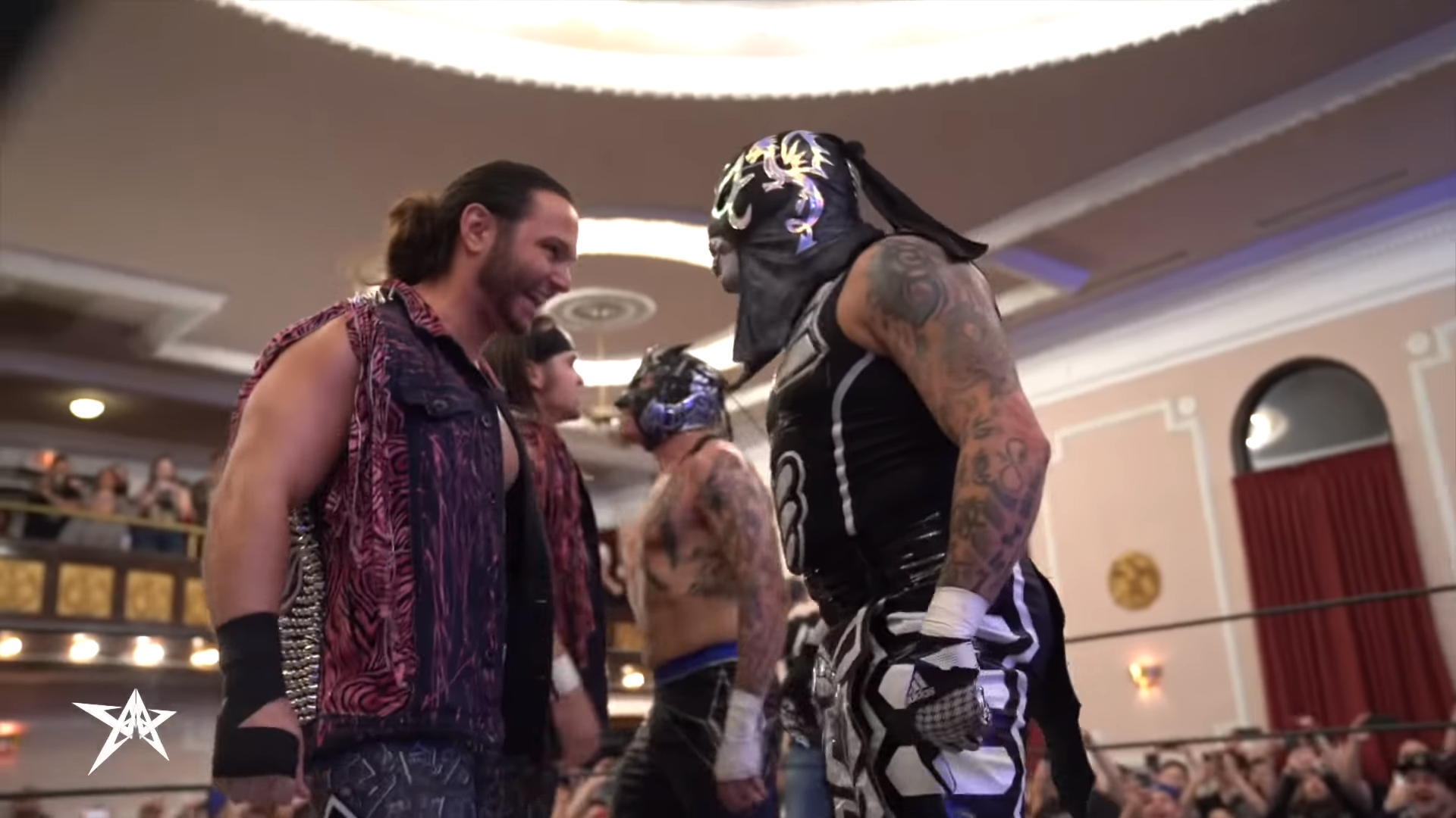 Young Bucks Invade AAW