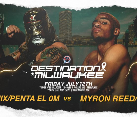 Lucha Bros Return to AAW to face Fiyah Fox