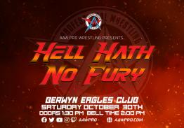 Hell Hath No Fury 2021