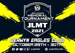 One Week Away From JLMT Weekend!