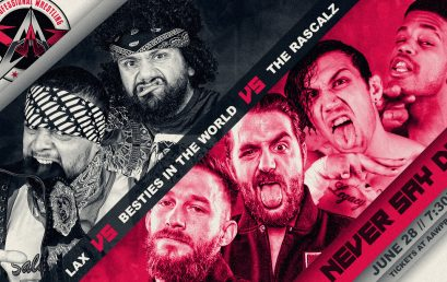 Tag Team Championship Match Signed for Never Say Die 2019