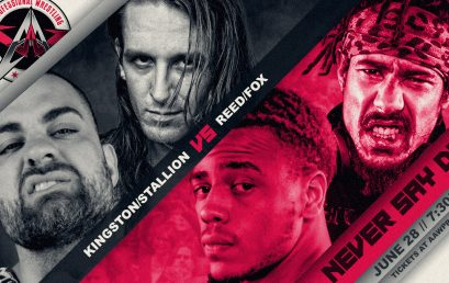 More Tag Team Action Added to Never Say Die 2019